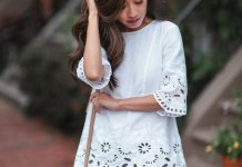 best white tunic top outfit ideas for ladies