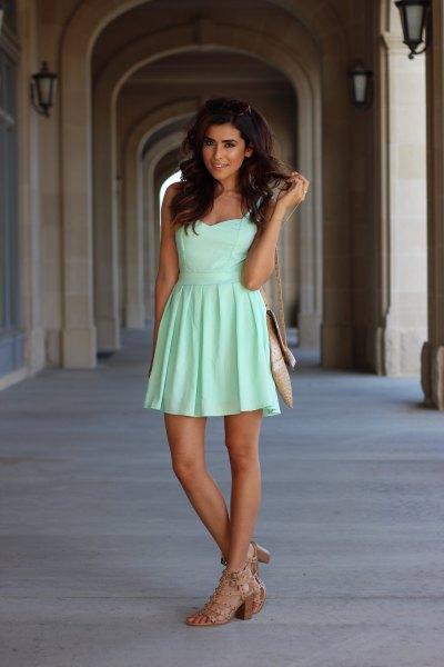 How to Wear Mint Green Dress: Top 15