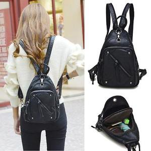 3c26070406c1 How to Wear Backpack Purse  15 Lovely   Youthful Outfit Ideas - FMag.com