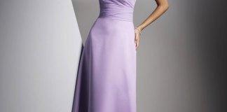 best long purple dress outfit ideas