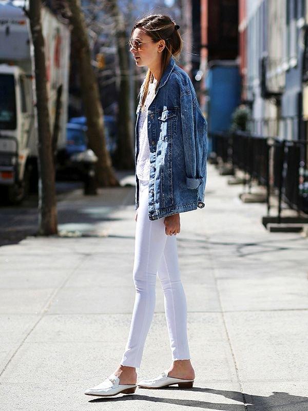 best boyfriend jacket outfit ideas for women