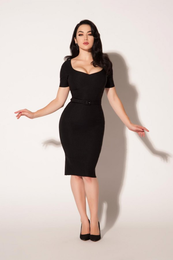 best pin up dress outfit ideas for women