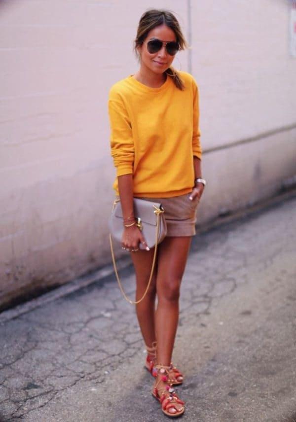 best summer sandals outfit ideas for women