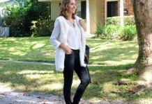best sherpa vest outfit ideas for women