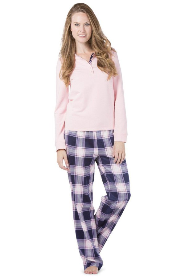 best plaid pajama pants outfit ideas for women