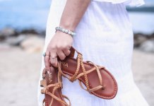 best walking sandals outfit ideas for women