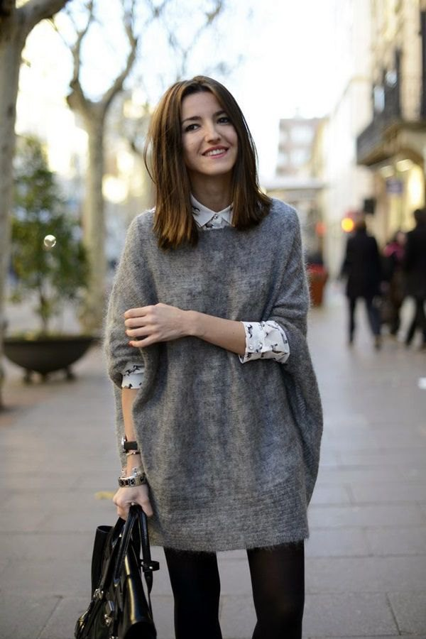 best big sweater outfit ideas for women