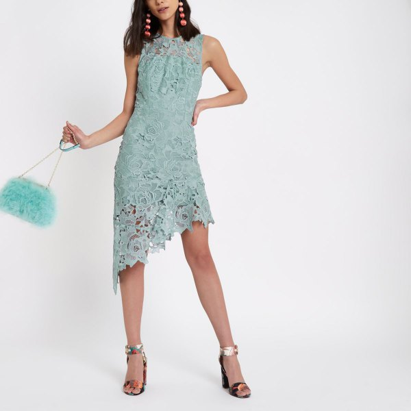How to Style Light Blue Midi Dress  Best 13 Amazingly Refreshing ... c17623449