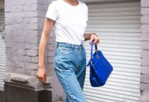 best vintage mom jeans outfit ideas for women