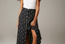 best gypsy skirt outfit ideas for women
