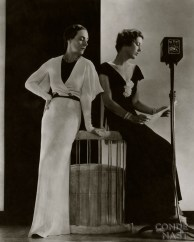 Black and White Evening Gowns
