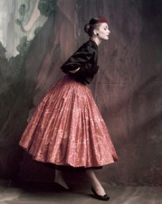 Suzy Parker in Givenchy. John Rawlings