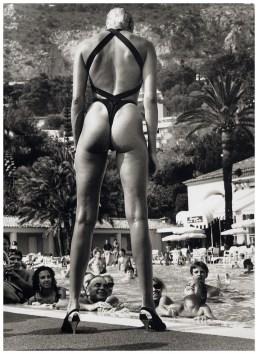 Birgit Nielsen, Monte Carlo Beach Hotel, 1987