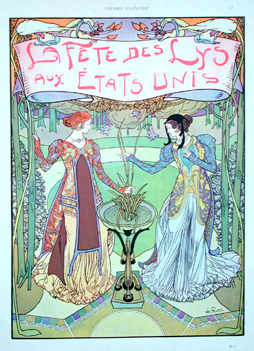Defeure - 1900