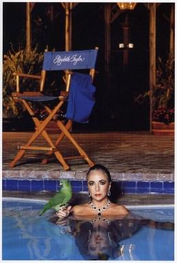 Elizabeth Taylor, Los Angeles 1985