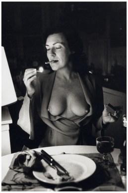 June Newton, Paris 1972