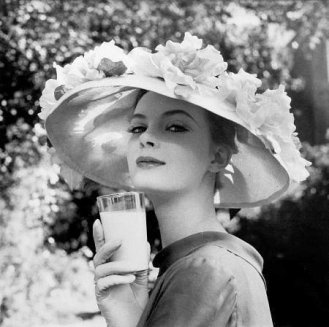 Photo by Norman Parkinson 1960