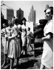 William Klein, NewYork, Vogue 1962