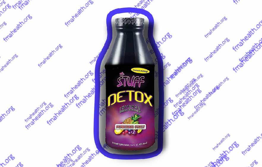 The Stuff Detox Review - Find Marijuana Advice