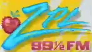 This Is An Official Station Composite Of 99 And A Half WZPL During Its Mainstream CHR Days The Aircheck Was Produced Mailed To Me Personally By