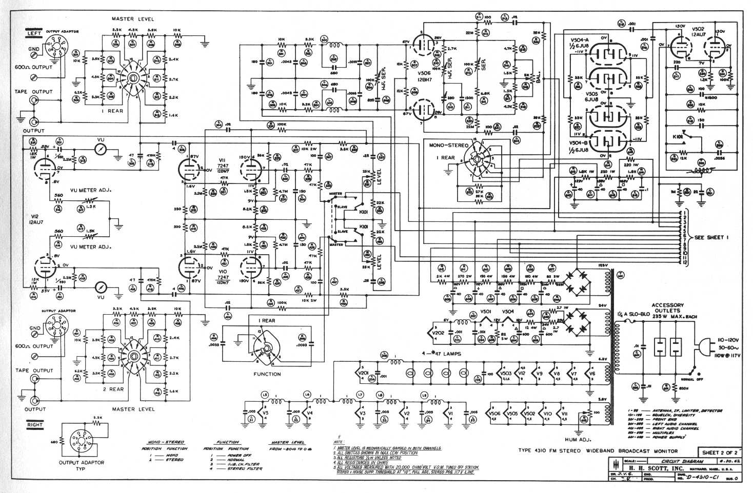 H Hott Tube Tuner Page
