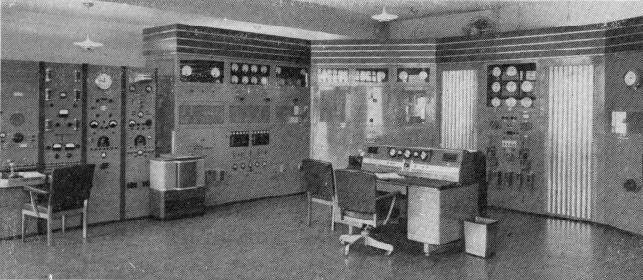 The RCA50B 50 kW Broadcast Transmitter