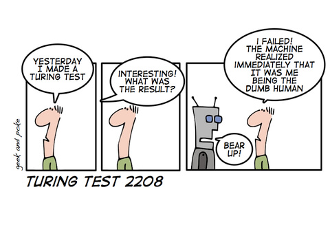 turing test in 2208