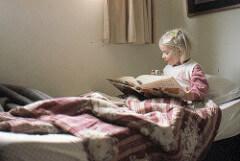 reading joy photo