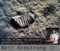 neil armstrong photo