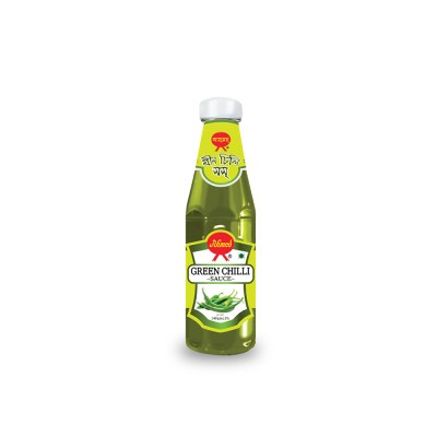Ahmed Green Chilli Sauce 340gm