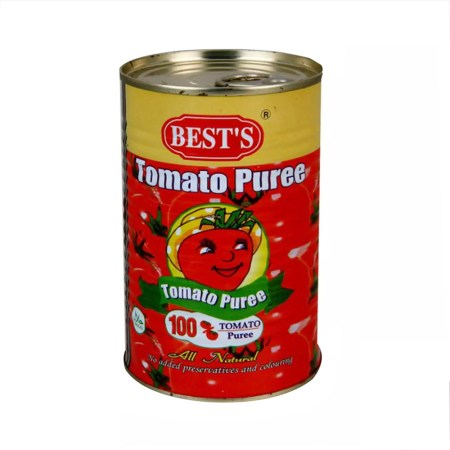 Best's Tomato puree 420gm (Turkey)