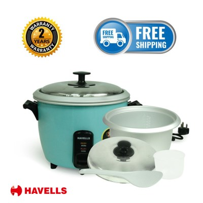 Havells Rice Cooker-RISO PLUS 2 BOWL 1.8 L