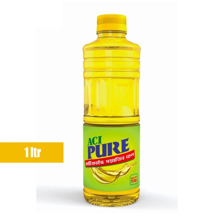 ACI Pure Soybean Oil - 1 Ltr