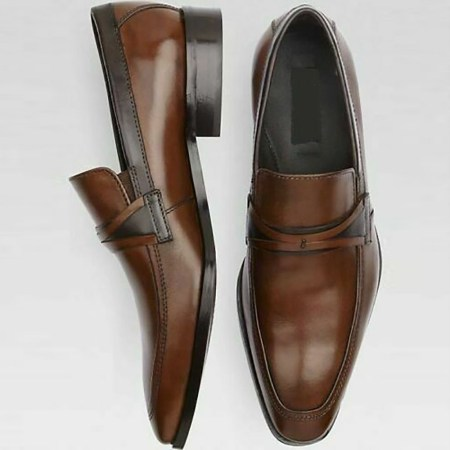 Penny Leather Loafer 03