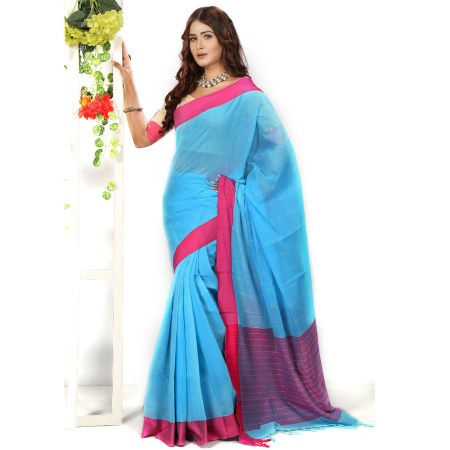 Chumki cotton saree-6