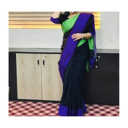 Chumki cotton saree-9
