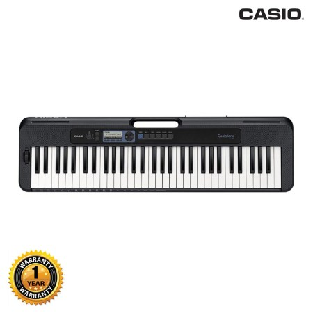 Casio CT-S300BK Portable Musical Keyboard Piano