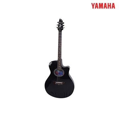 Yamaha CM-2 Acoustic Guitar With Electric Output