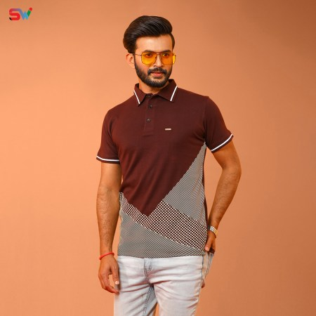 Men's Short Sleeve Polo Shirt (6052PO)