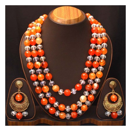 Fashion Beats Necklace (CH31)