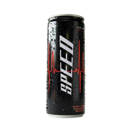 Speed Energy Drink Can 250 ml