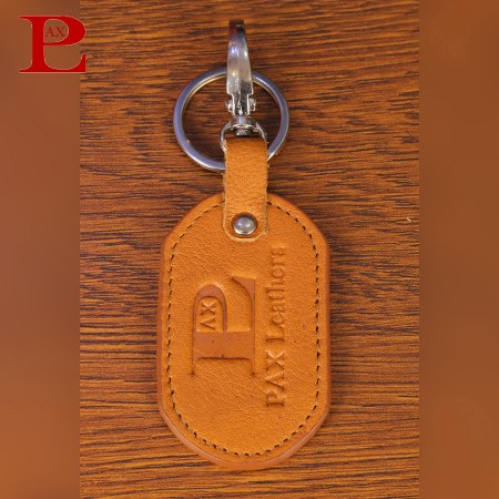 Leather Key Ring (PW-630)