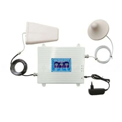 Mobile Tri Band Signal Repeater
