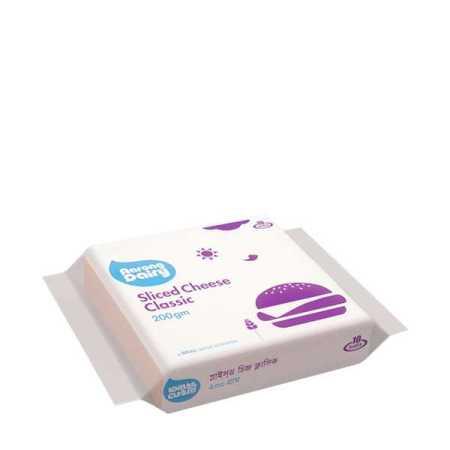 Aarong Classic Sliced Cheese - 204 gm