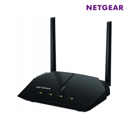 Netgear R6120 Wireless AC1200 Mbps Dual Band Gaming Router