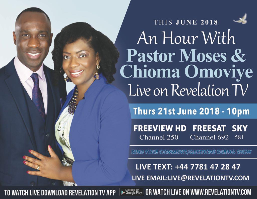 moses omoviye chioma omoviye Jesus is Lord