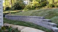 Retaining Walls - F&M Contractors - Baltimore, Maryland