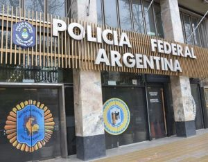 POLICIA FEDERAL SAN JUAN