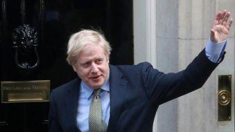 el conservador británico triunfa
