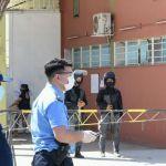 Alteración del orden controlada por personal del Servicio Penitenciario